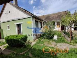 Odmah useljiva kuća na 300 m. od Dunava, plac 11 ari, Banoštor ID#1054