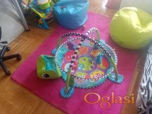 Ležealjka igraonica za bebe