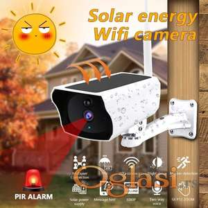 Solarna IP WIFI Kamera 2.0mp