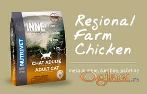 NUTRIVET hrana za mačke - uvoz iz Francuske