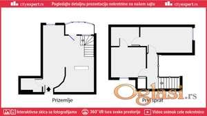 Troiposoban stan - na prodaju - 65m2 - Voždovac