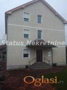 Kuća na odličnoj lokaciji-veoma kvalitetna-POVOLJNO-NOVO