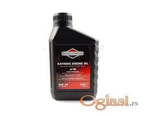 Motorno ulje Briggs & Stratton SAE30 0,6L