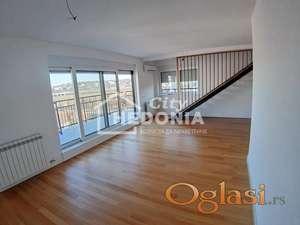 Nov, luksuzan četvorosoban penthouse na Banovom brdu ID#6960