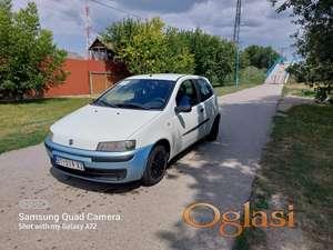 Fiat Punto 2001. 1,2 reg. 03.2022.