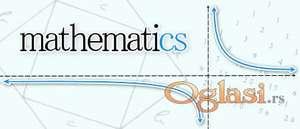 Matematička analiza za studente, 600 din/90 minuta