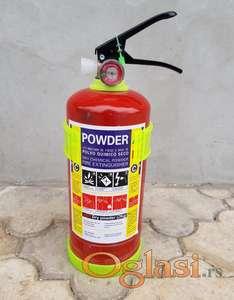 Protiv požarni aparat 2kg