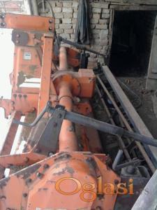 Roto drljaca Pegoraro i atomizer Morava 1650 l