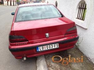 Beograd Peugeot 406 std 1998