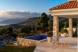 Prodajem vilu na Kavcu, Kotor