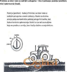 Uputstvo za traktor Case 5120-5130-5140-5150