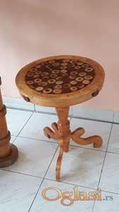 Unikatni ručno, rađeni sto