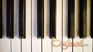 Časovi klavira i solfeđa