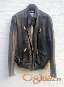 Kožna jakna ZARA MAN XL ili br.42