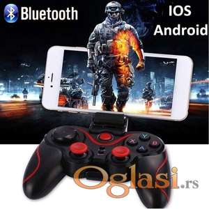 Džojstik Bluetooth Wireless Android iOS TV Box