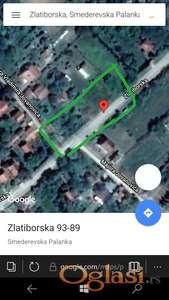 Plac 9ari Mikulja ul. Zlatiborska