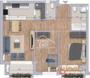 Prodaje se stan u izgradnji mogućnost povrata PDV-a!!