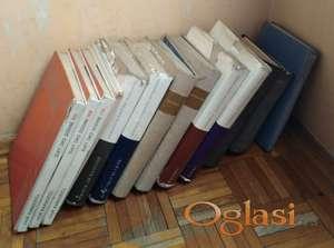 Prodajem očuvane kvalitetne knjige