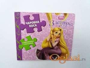 DISNEY Slikovnica - puzle slagalica