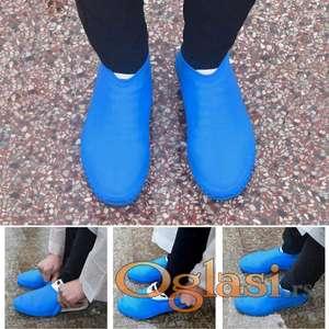 Silikonske vodootporne nazuvice za obuć
