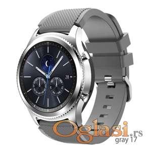 Samsung galaxy watch 46 mm silikonska narukvica