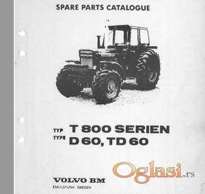 Volvo 800-810-814 Katalog delova