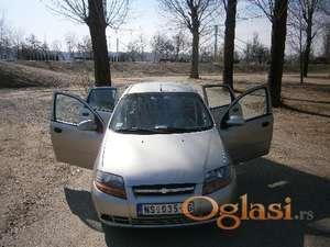 Chevrolet Kalos 1.4  2005 godiste, 62000 km