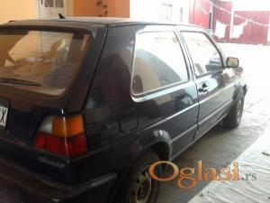 Kovin Volkswagen - VW Golf 2 1989