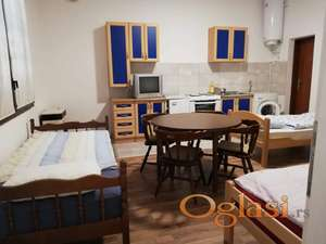 Izdavanje stambenog prostora za radnike u Inđiji