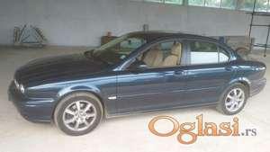 Jaguar   Type X  2007 God diesel