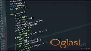 Casovi programiranja: Python, Java, C, C++, Javascript, php, NodeJs, Ajax, Html5, Css3, Bootstrap, sql.