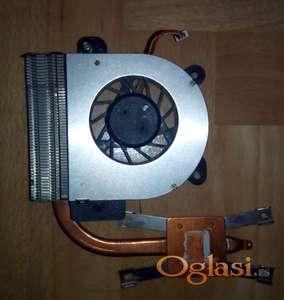 Kuler sa kučištem Toshiba Satellite M100