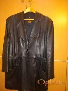Prodajem kožnu jaknu
