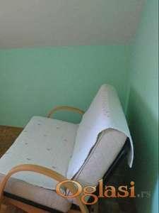 CENTAR Petra Drapšina 31 m2 – 170 Evra USELJIV ID#1164