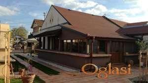 Novi Sad,Rumenka,Kvalitetno uredjena kuća sa tri stambene jedinice