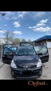 Clio 3, 2007.god Kupljen Nov u Srbiji, prvi vlasnik -