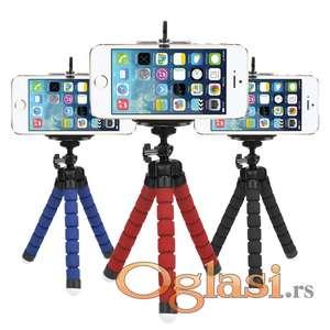 Mini Fleksibilni Tripod za Telefone,Foto,Video, Kamere,Projektore i slicno