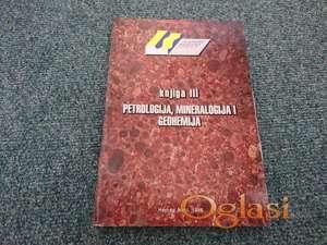Petrologija, mineralogija i geohemija - grupa autora