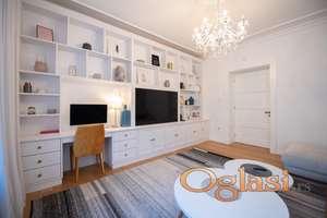 Novi Sad, Centar, Lux renoviran i opremljen stan, 140m2