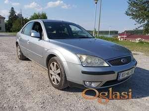 Ford Mondeo 2.0 TDCI stranac 2004 god restajling 85 kw 6 brzina odličan