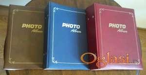 Tri photo albuma sa 60 listova
