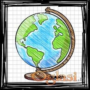 * Časovi geografije *