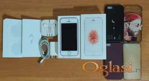 Iphone SE (32 GB) Sim Free,Full Pack,Kao Nov