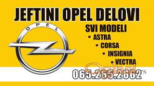 Krilo Opel Insignia