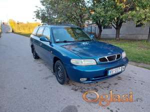 Daewoo Nubira 1999. 1.6 gas