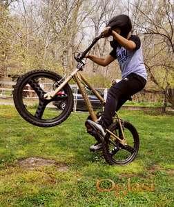 BMX golden star