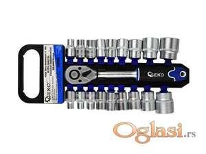 Ključevi gedore set 8-32 mm sa krckalicom