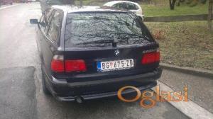 Beograd BMW 520 2000