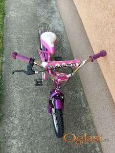 """Deciji bicikl Capriolo Viola 16"""""""