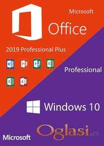 Windows 10 PRO i Office 365 orginalne LICENCE + poklon